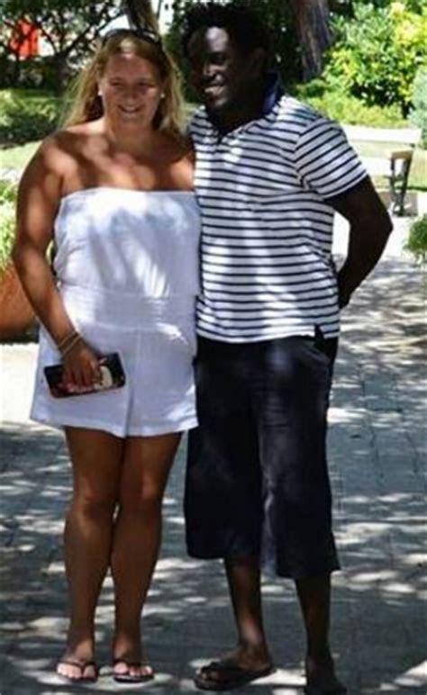 Comedian Oyinbo Princess & Husband Richard Edun On
