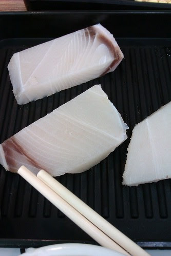 小火鍋的魚片
