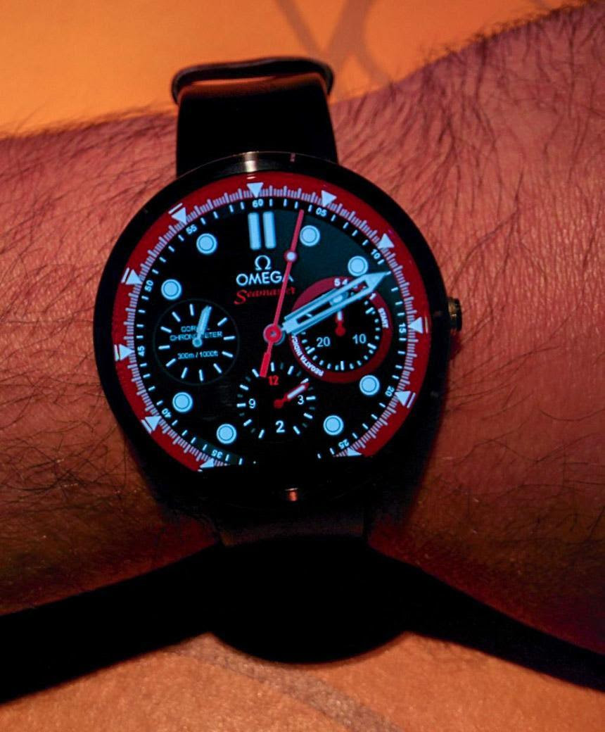 Android Smartwatch Watch Faces