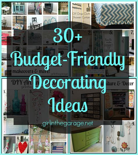 budget friendly diy decorating ideas   giveaway