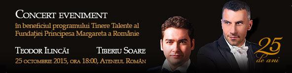 Concert regal la Ateneul Român, de ziua Regelui Mihai I