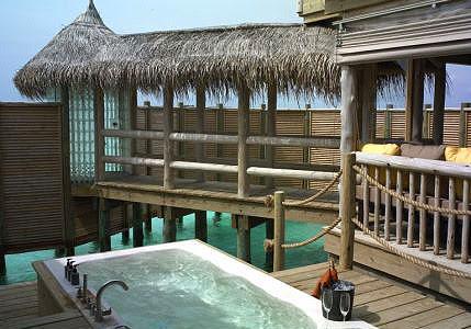 Soneva Gili Maldives private reserve