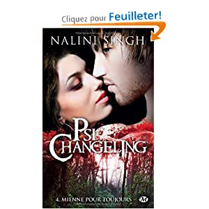 Psi-Changeling, T4 : Mienne pour Toujours