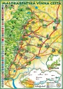 Small Carpathian Wine Route map