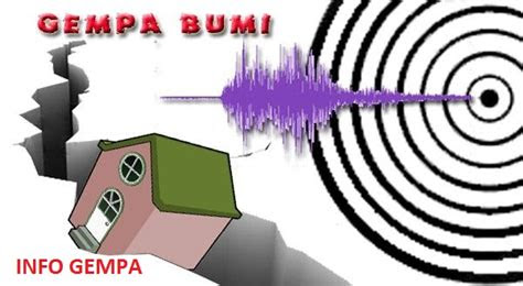 gempa bumi ternate hari   november  info gempa
