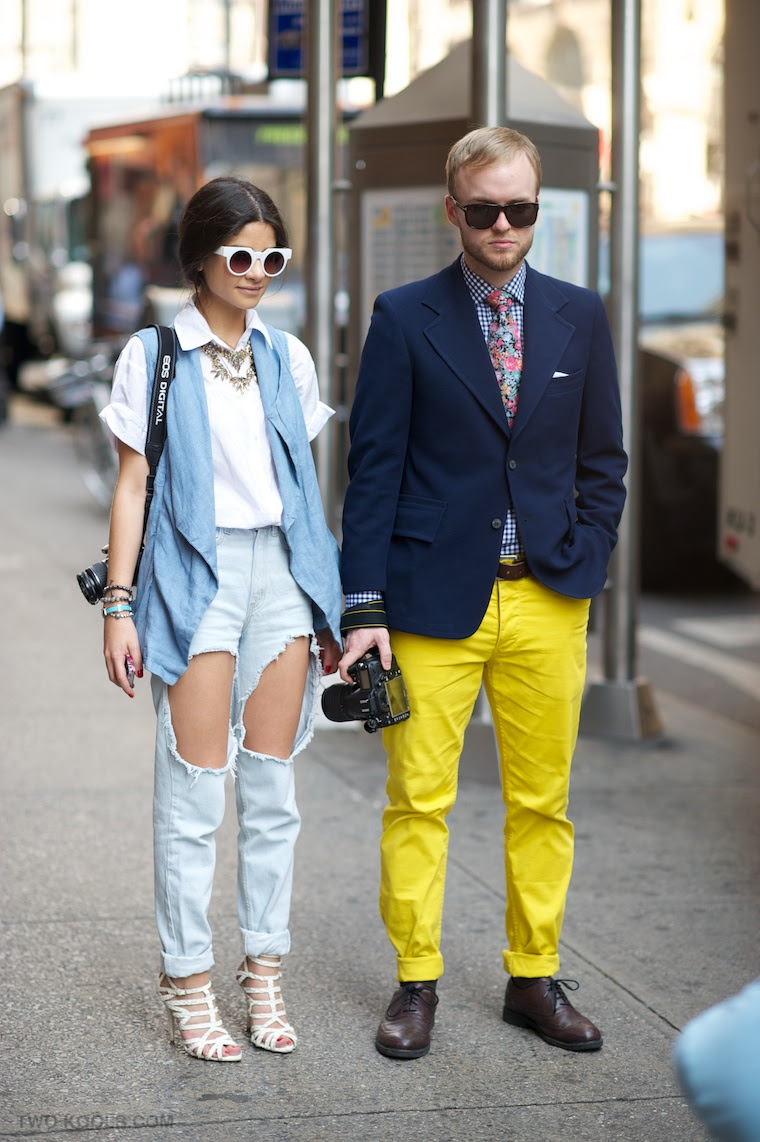 stylish couples