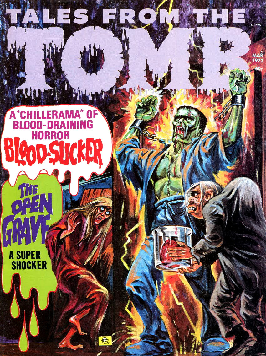 Tales from the Tomb - Vol. 5 #2 (Eerie Publications, 1973)