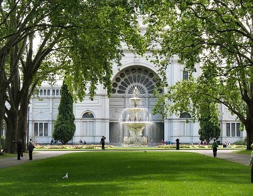 Royal Exhibition Building - Melbourne