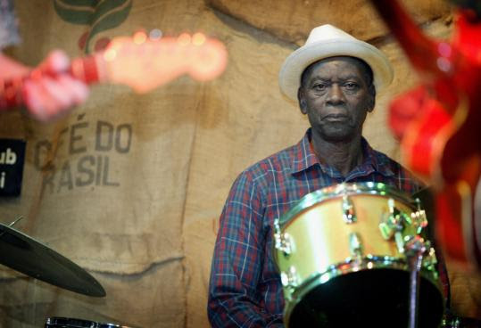 Blues drummer Sam Carr played with several of the legendary performers from the Mississippi Delta, including Buddy Guy and Sonny Boy Williamson II.