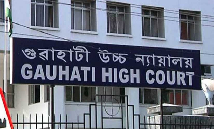Gauhati High Court. Image courtesy News18 Assam North East
