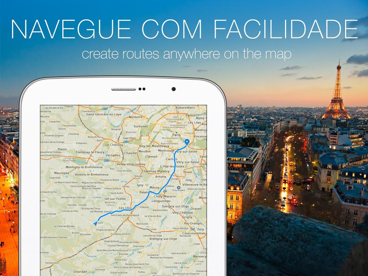 Maps Me Mapas E Rotas Offline Download