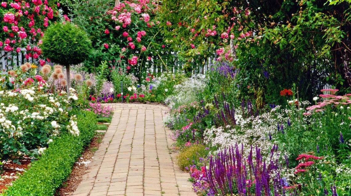 30+ Cottage Garden Ideas With Different Design Elements ...