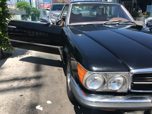 Dionne Warwick Owned Mercedes-Benz 450SLC FOR SALE