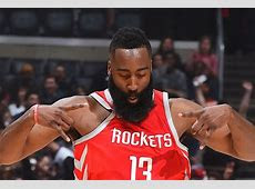 James Harden Says Rockets Can't Relax With Best Record