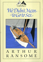 We Didn't Mean to Go to Sea - Exodus Books