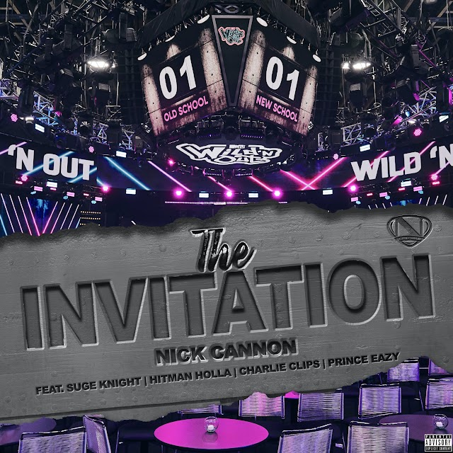 Nick Cannon - The Invitation (feat. Suge Knight, Hitman Holla, Charlie Clips, Prince Eazy) (Clean / Explicit) - Single [iTunes Plus AAC M4A]