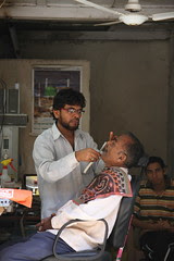 What if There Were No Razors No Barbers ..Time Would Have Terrorized All of Us by firoze shakir photographerno1