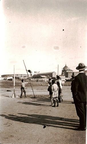 Escuela de Gimnasia, Toledo, años 20