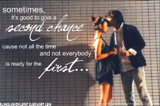 Sometimesits Good To Give A Second Chance April Fool Quote