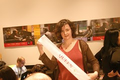 SXSW : The Queen Pistachio