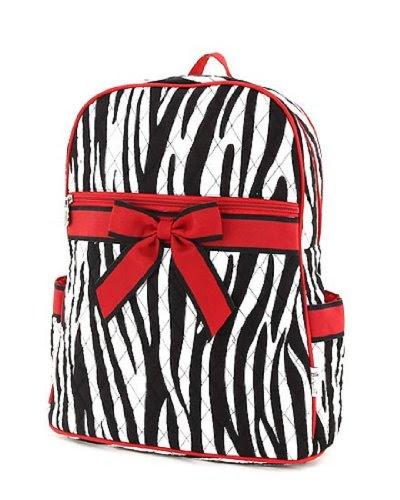 Zebra School Backpacks