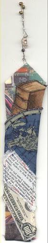 Necktie Bookmark