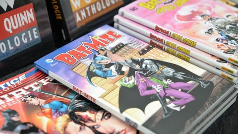 Gifts For Comic Book Fans