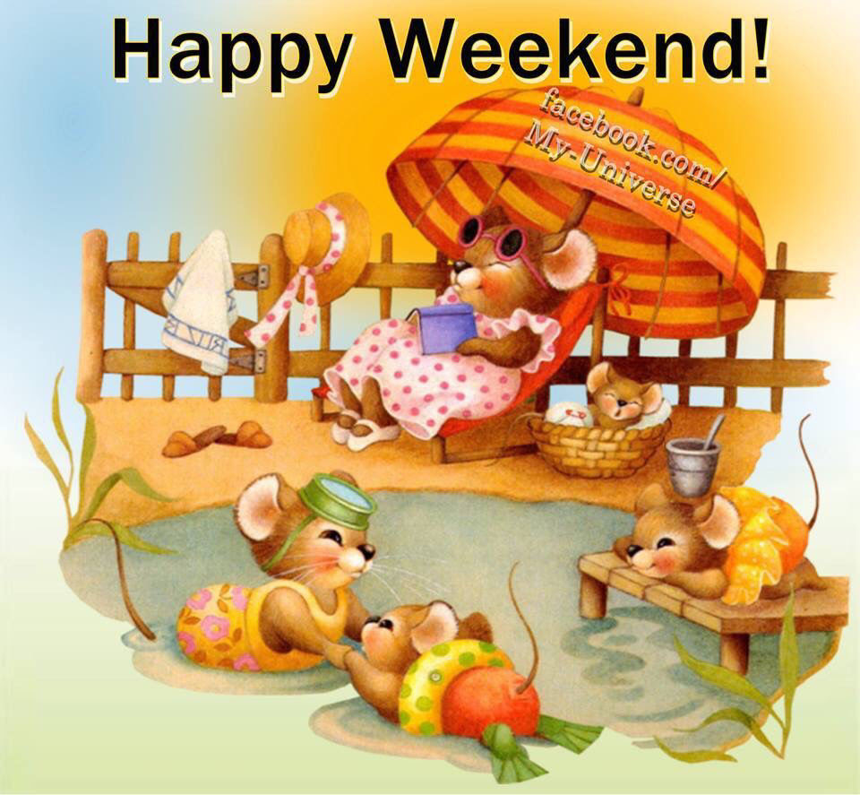 Happy Weekend Quote Image Pictures Photos And Images For Facebook