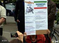 اعتراض  به فروش دستگاههای شنود مخابراتی توسط کنسرن زیمنس - نوکیا به ایران