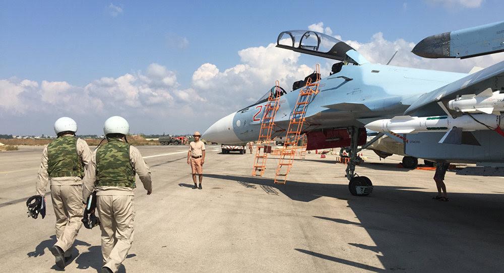 bases rusia