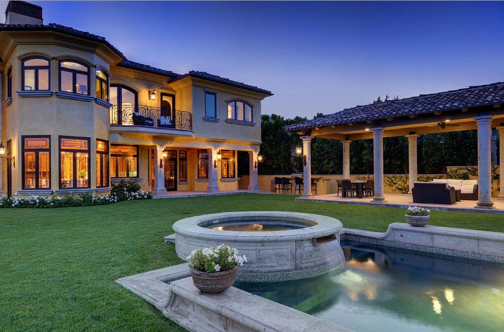 Kim Kardashian and Kanye Wests New $11 Million Bel Air Mansion  Celebrity Net Worth