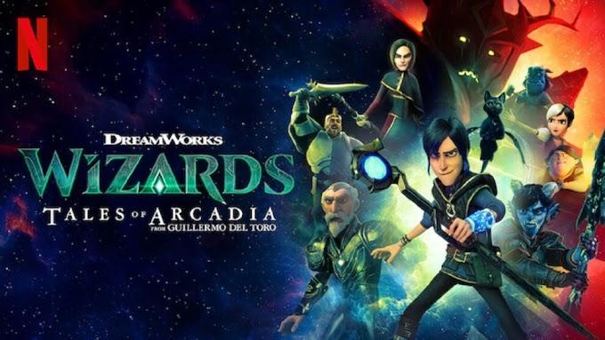 Wizards: Tales of Arcadia Season 1 Dual Audio [Hindi DDP5.1-English 5.1] WEB-DL 480p, 720p & 1080p HD | 10bit HEVC ESub