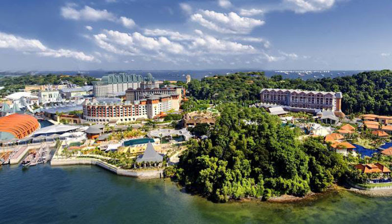 Plan Your Holiday and Get a Fun Holiday Experience in Resorts World Sentosa