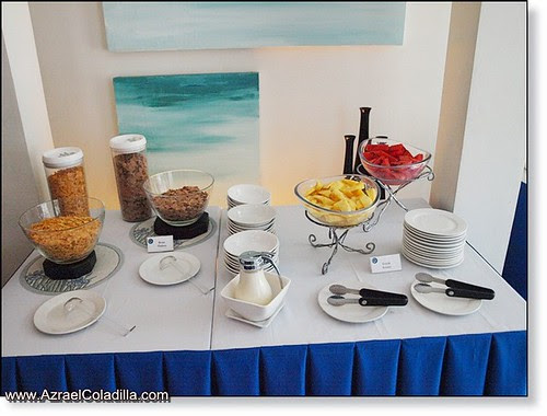 Brunch Buffet at P316 in Q Bistro, Ortigas Center