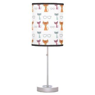 Hip Cats Desk Lamps