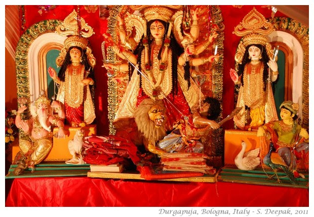 Bologna Durga Puja - S. Deepak 2011