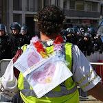 Gilets jaunes. Environ 440 personnes ont manifesté à Angers