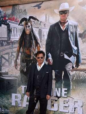 A volta do Capitão Jack Sparrow deve acontecer nos próximos meses Foto: Getty Images