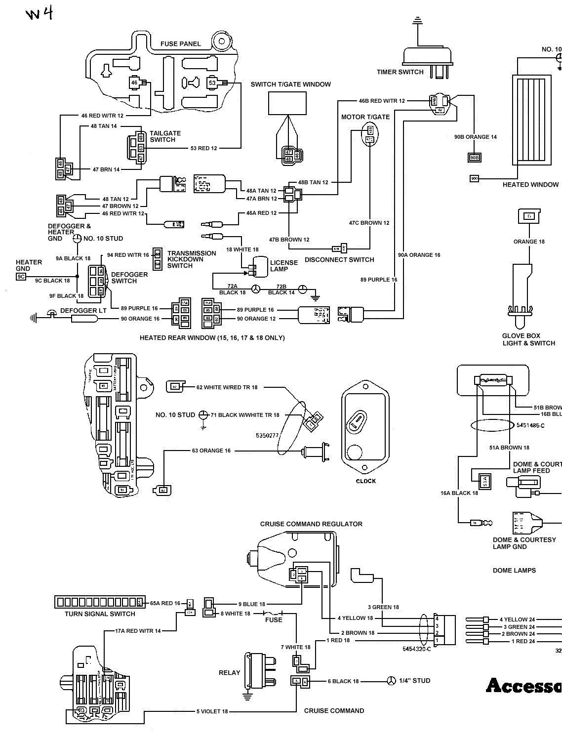 1983 Jeep Cj7 Wiring Diagram Turn And Marker Wiring Diagrams Deliver Deliver Miglioribanche It