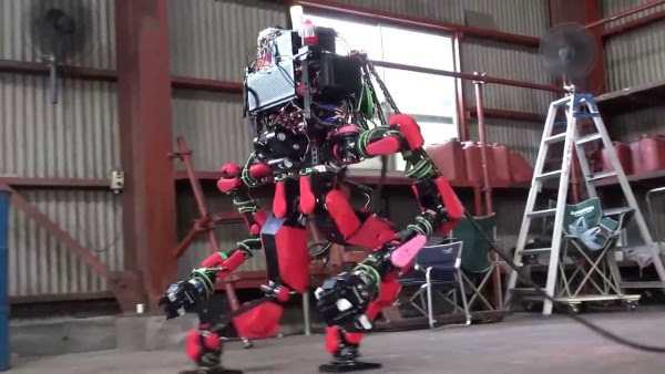 Japanese S-One Robot