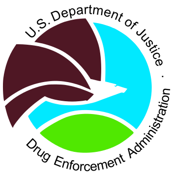 English: Drug Enforcement Administration logo