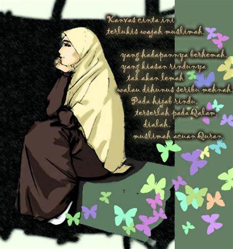 gambar untaian kata mutiara  wanitamuslimah