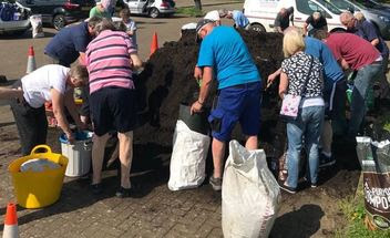 Compost Giveaway Picture