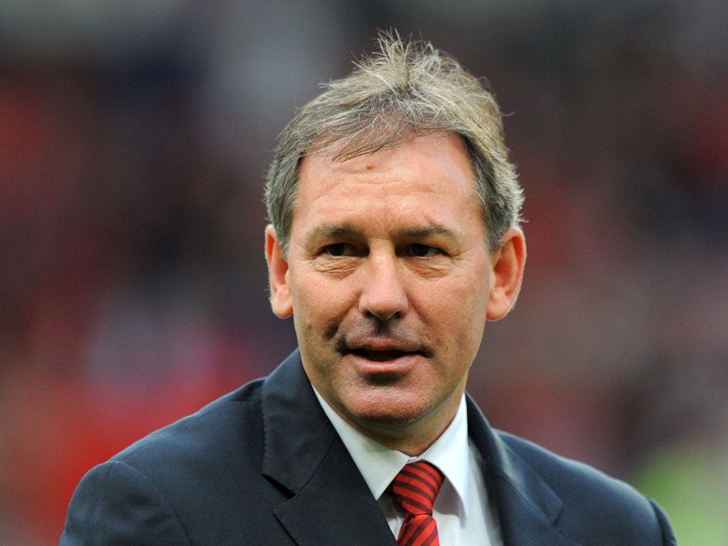 Image result for Bryan Robson