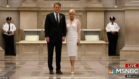 Morning Joe wedding joy: Photos of Mika Brzezinski and Joe