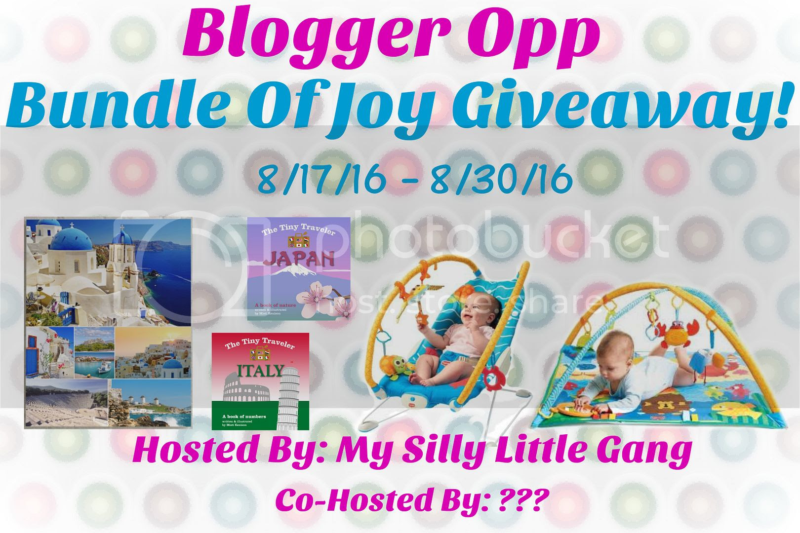 blogger opp bundle of joy giveaway