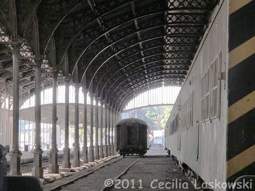 Tucuman Railway Station built by Andrew Handyside.