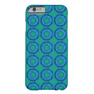 Circular Surprise on iPhone 6 Barely There Case Barely There iPhone 6 Case