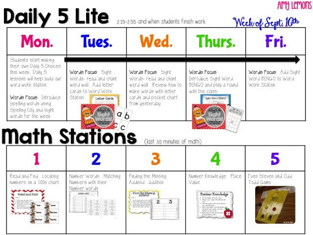 1000+ ideas about Daily 5 Math on Pinterest   Daily 3, Math groups ...