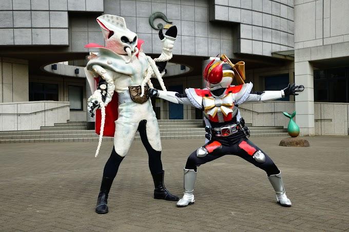 Tokutube - Kamen Rider Den-O - Pretty Den-O Appears!